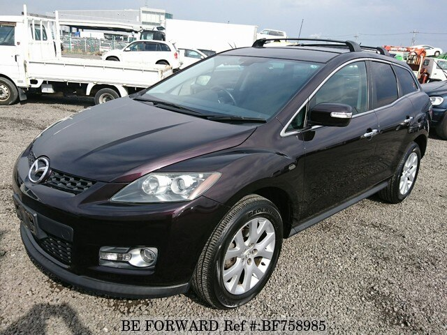 Used 2007 MAZDA CX 7 23 UTILITY PACKAGE CBA ER3P For Sale