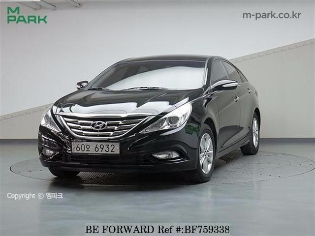 Used 2011 HYUNDAI SONATA BF759338 For Sale