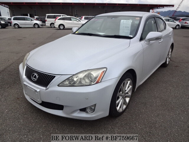 Used 2009 Lexus Is Is350 Version Ldba Gse21 For Sale Bf759667 Be
