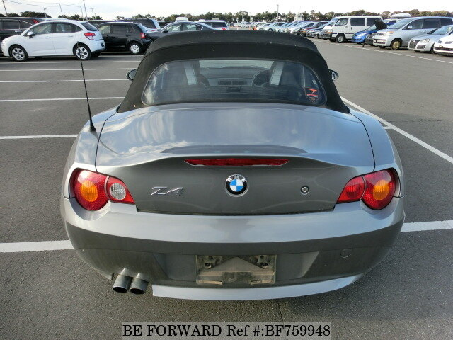 Used 2003 Bmw Z4 2 5i Gh Bt25 For Sale Bf759948 Be Forward
