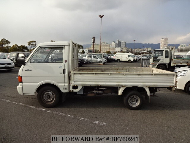 Used 1996 Mazda Bongo Brawny Truck Dx Ga Sd89t For Sale
