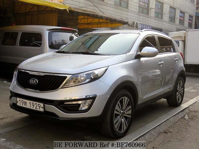 Used 2013 KIA SPORTAGE BF760966 For Sale