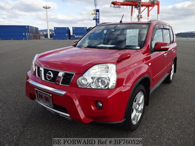 Used 2008 nissan x trail 20sdba t31 for sale bf760528 be forward used 2008 nissan x trail bf760528 for sale fandeluxe Gallery