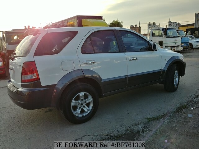 used 2004 kia sorento tlx for sale bf761308 be forward. Black Bedroom Furniture Sets. Home Design Ideas