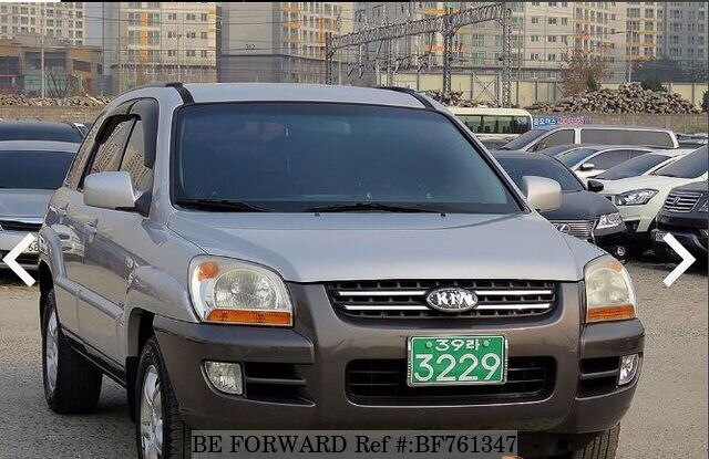 2006 kia sportage d 39 occasion en promotion bf761347 be forward. Black Bedroom Furniture Sets. Home Design Ideas