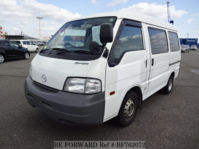 Used 2012 MAZDA BONGO VAN/ABF-SKP2V for Sale BF762072 - BE ...