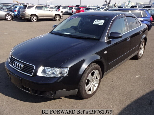 Used 2001 AUDI A4/GF-8EASNF for Sale BF761979 - BE FORWARD
