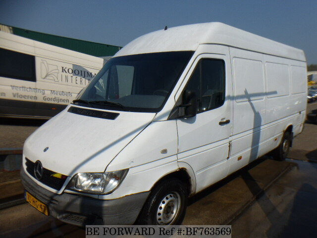 Used 1996 MERCEDES-BENZ SPRINTER D Maxi/312 for Sale BF763569 - BE ...