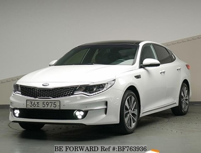 Used 2017 Kia K5 Optima Bf763936 For Image