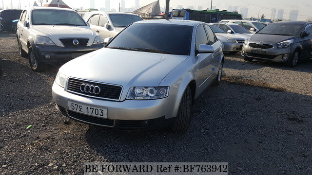 Used AUDI A For Sale BF BE FORWARD - 2002 audi a4