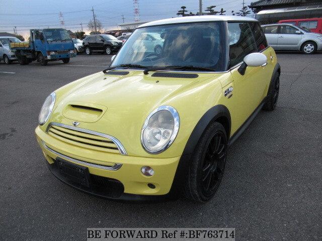 used 2003 bmw mini cooper s gh re16 for sale bf763714 be forward rh beforward jp