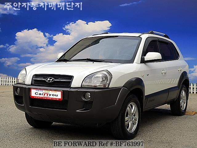 used 2008 hyundai tucson jx for sale bf763997 be forward. Black Bedroom Furniture Sets. Home Design Ideas