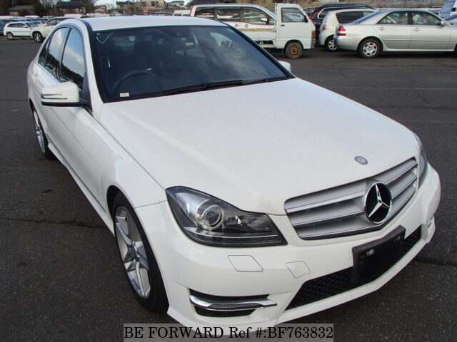 Used 2012 mercedes benz c class c200 blue efficiency for Used 2012 mercedes benz c300 for sale