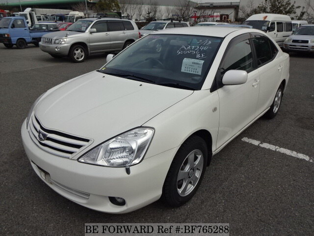used 2003 toyota allion a20 s package ta azt240 for sale bf765288 rh beforward jp Samsung Rear Projection TV Manual Sony Trinitron Color TV Manual