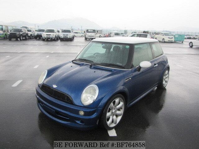 used 2003 bmw mini cooper gh ra16 for sale bf764858 be forward rh beforward jp