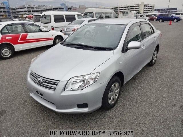 used 2006 toyota corolla axio x dba nze141 for sale bf764975 be rh beforward jp Toyota Corolla 03 Toyota Corolla