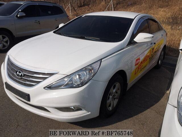 Used 2012 HYUNDAI SONATA BF765748 For Sale