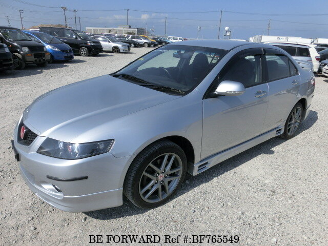 Used 2003 Honda Accord Euro Rla Cl7 For Sale Bf765549 Be Forward