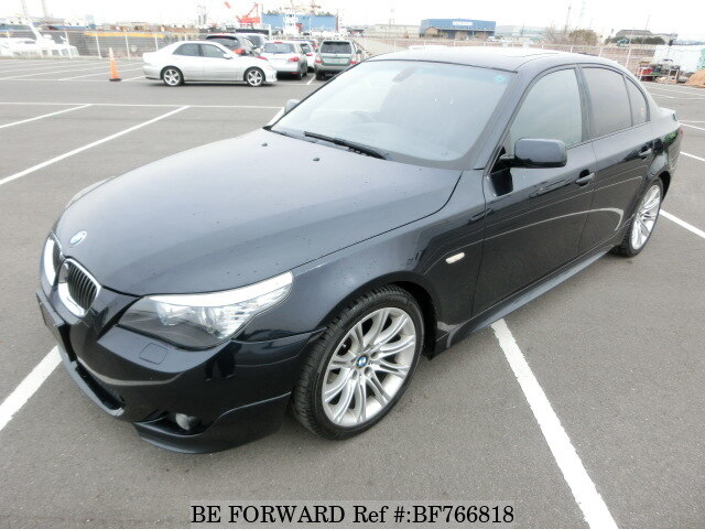 Used 2008 BMW 5 SERIES 530I/ABA-NU30 for Sale BF766818 - BE FORWARD