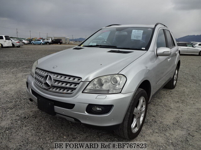 Used 2006 Mercedes Benz M Class Ml350 4matic Dba 164186 For Sale