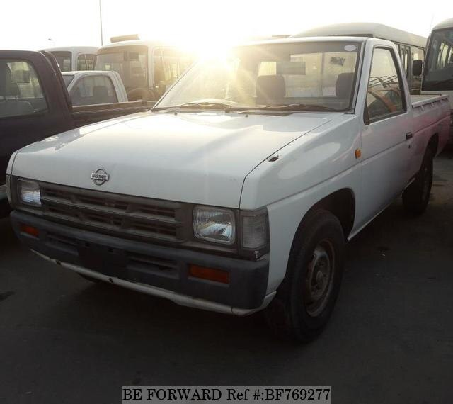 used 1995 nissan datsun pickup for sale bf769277 be forward. Black Bedroom Furniture Sets. Home Design Ideas