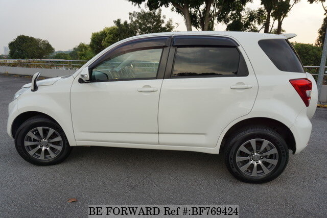 Used 2008 Toyota Rush Rush 1 5x A For Sale Bf769424 Be