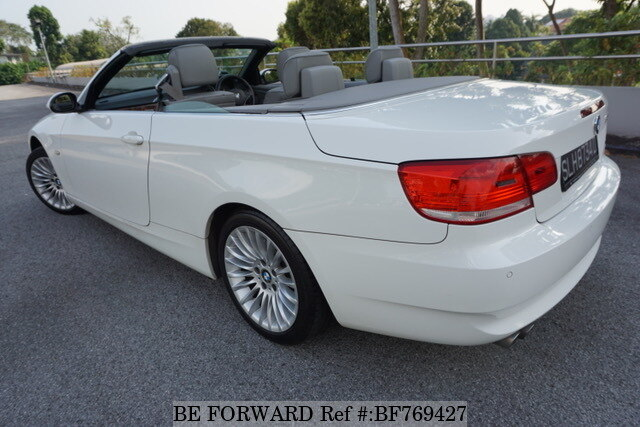 Used 2008 Bmw 3 Series Bf769427 For Image