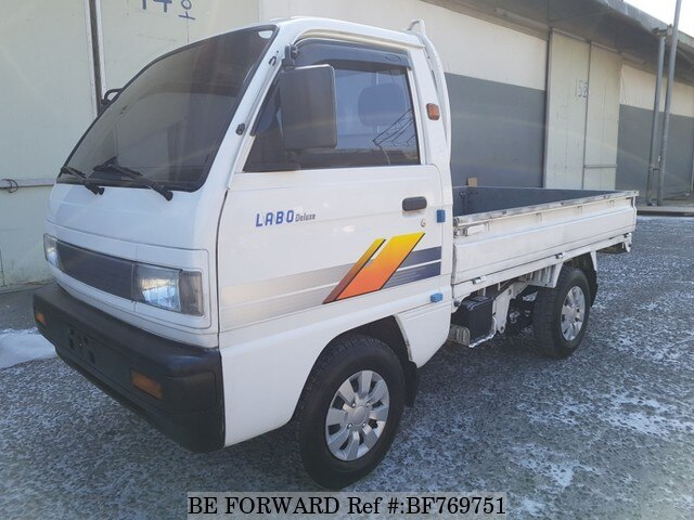 Used 2015 Daewoo Labo For Sale Bf769751 Be Forward