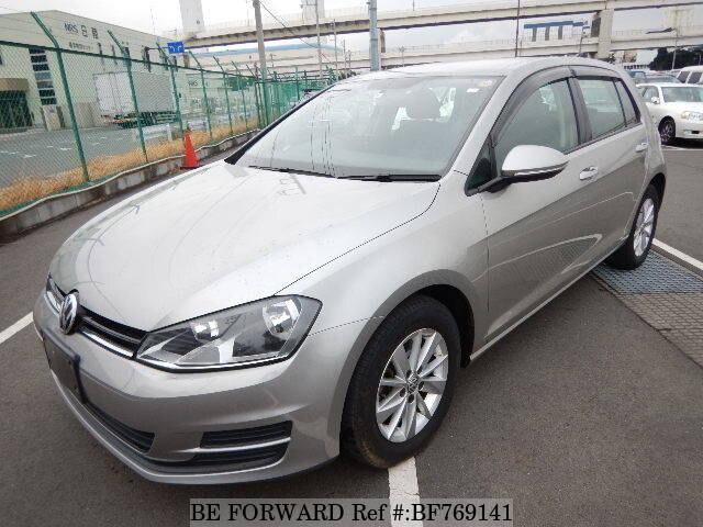 Used 2014 Volkswagen Golf Tsi Trend Line Bluemotion Techdba Aucjz