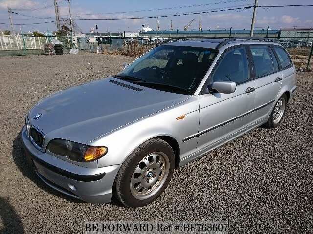 Used BMW SERIES I TOURINGGHAY For Sale BF BE - 2002 bmw price