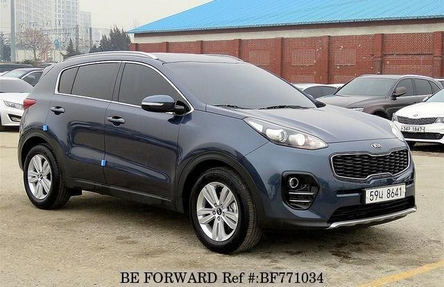 2017 kia sportage prestige d 39 occasion en promotion bf771034 be forward. Black Bedroom Furniture Sets. Home Design Ideas