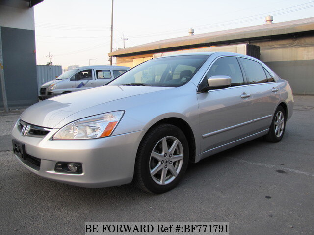 About This 2007 HONDA ACCORD (Price:$3,403)