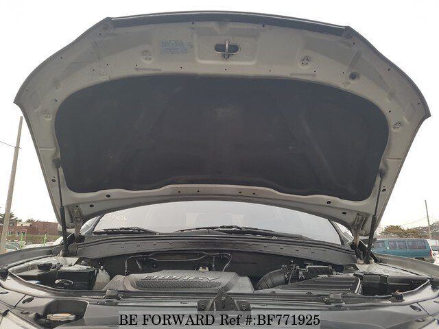 Used 2011 Hyundai Santa Fe For Sale Bf771925 Be Forward