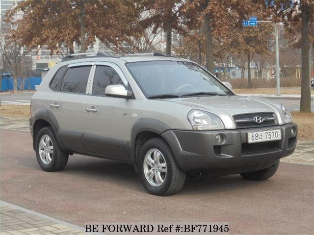 Used HYUNDAI TUCSONmx For Sale BF BE FORWARD - Hyundai tucson invoice