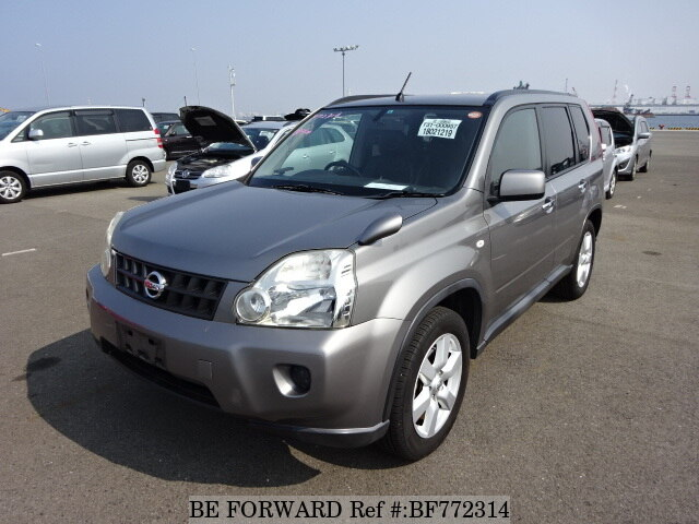 Used 2007 nissan x trail 20xdba t31 for sale bf772314 be forward used 2007 nissan x trail bf772314 for sale fandeluxe Gallery
