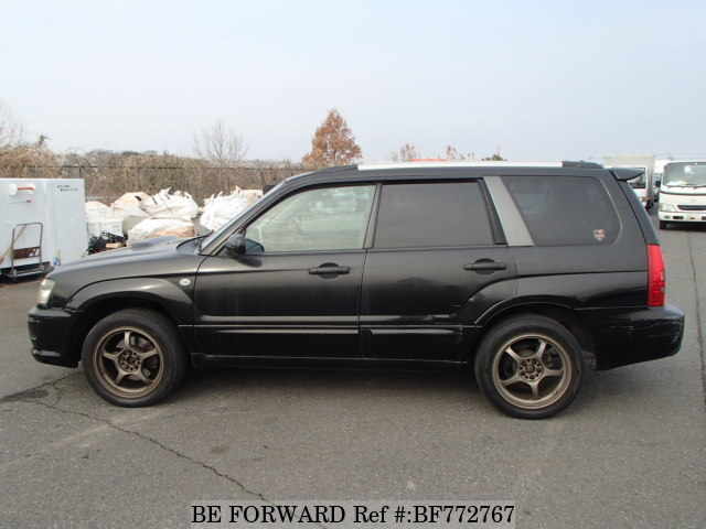 used 2003 subaru forester xt ta sg5 for sale bf772767 be forward. Black Bedroom Furniture Sets. Home Design Ideas
