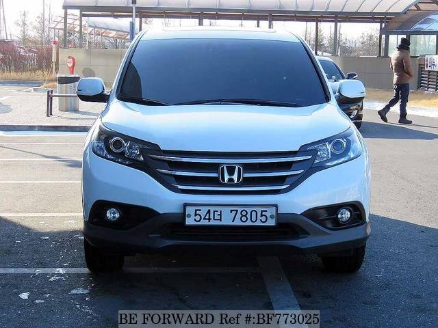 About This 2012 HONDA CR V (Price:$17,597)