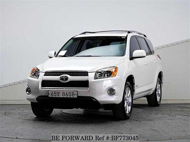 used 2011 toyota rav4 luxury for sale bf773045 be forward. Black Bedroom Furniture Sets. Home Design Ideas