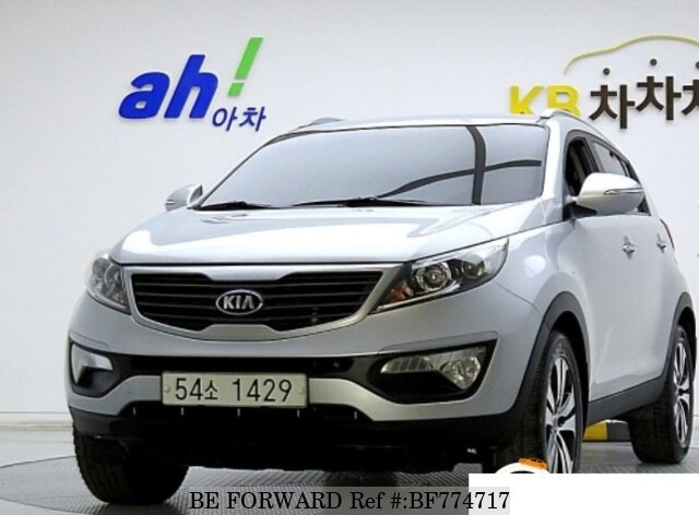 Amazing About This 2013 KIA Sportage (Price:$10,700)