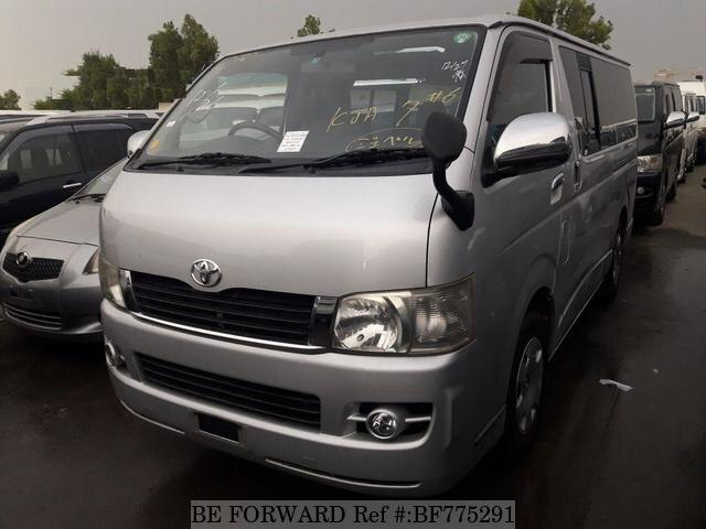 02d38e843acf5b Used 2006 TOYOTA HIACE VAN for Sale BF775291 - BE FORWARD