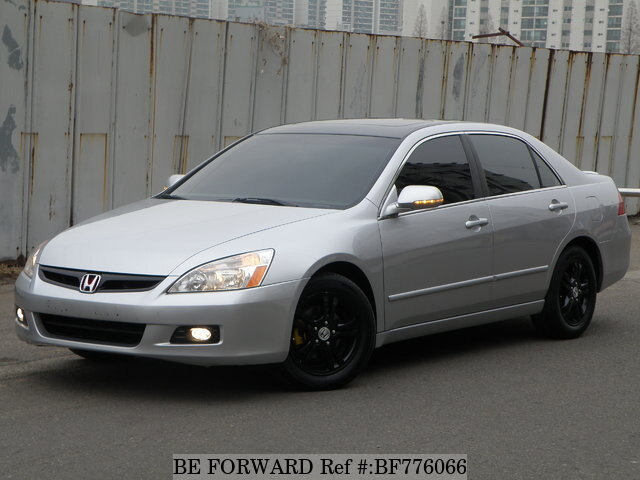 About This 2007 HONDA Accord (Price:$3,350)