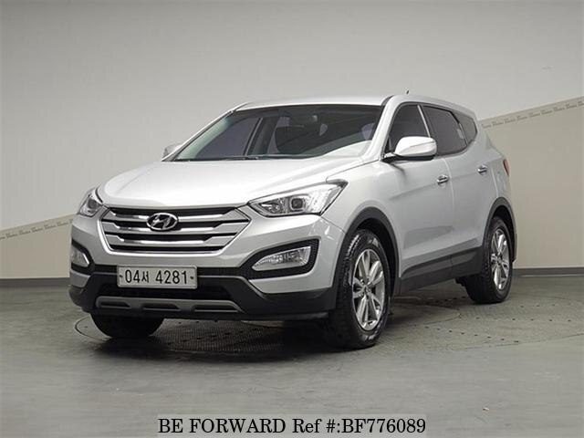 Lovely Hyundai Santa Fe Reviews 2015