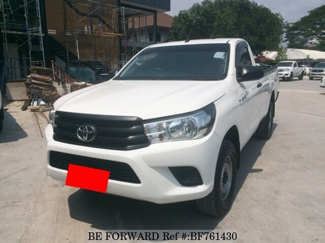 used 2015 toyota hilux 2 8 gun126r btfxht for sale bf761430 be forward
