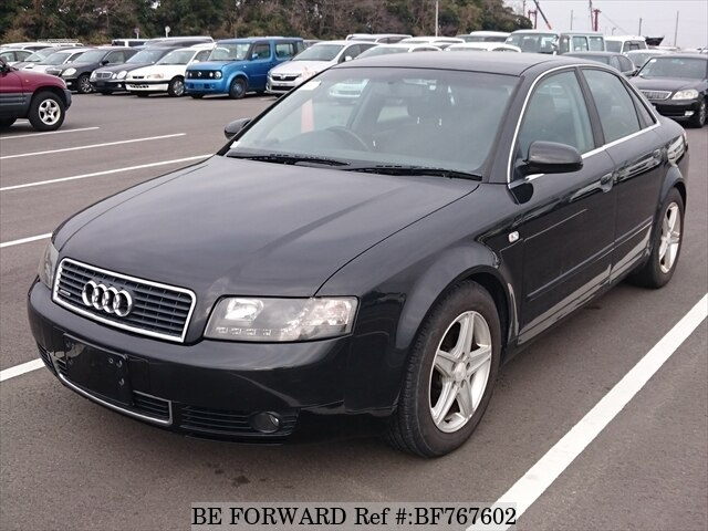 Used 2002 AUDI A4/GF-8EAMBF for Sale BF767602 - BE FORWARD