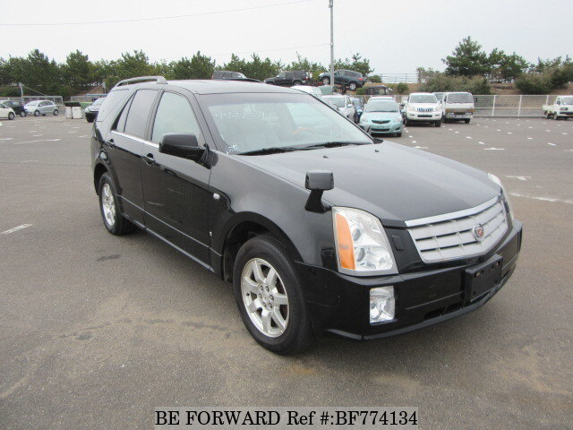 used 2007 cadillac srx 3 6l gh t265s for sale bf774134 be forward. Black Bedroom Furniture Sets. Home Design Ideas