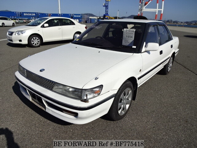 used 1989 toyota sprinter sedan se saloon g e ae91 for sale bf775418 rh beforward jp Sprinter Toyota Ae90 Toyota AE101
