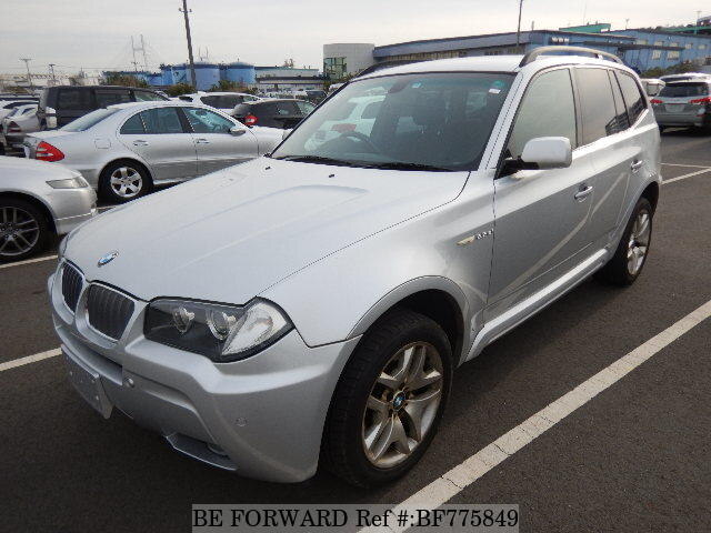 Used 2006 BMW X3 2.5SI M SPORTS/ABA-PC25 for Sale BF775849 - BE FORWARD
