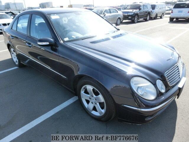 Used 2004 mercedes benz e class e320 avantgarde gh 211065c for 2004 mercedes benz e320 parts