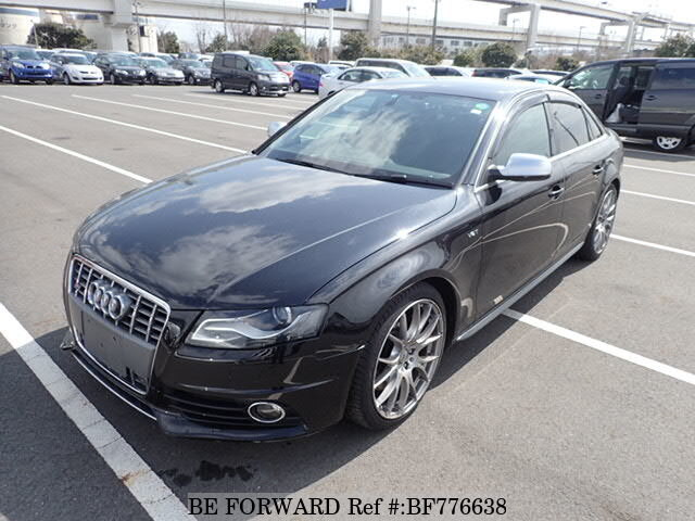Used 2009 Audi S4aba 8kcakf For Sale Bf776638 Be Forward