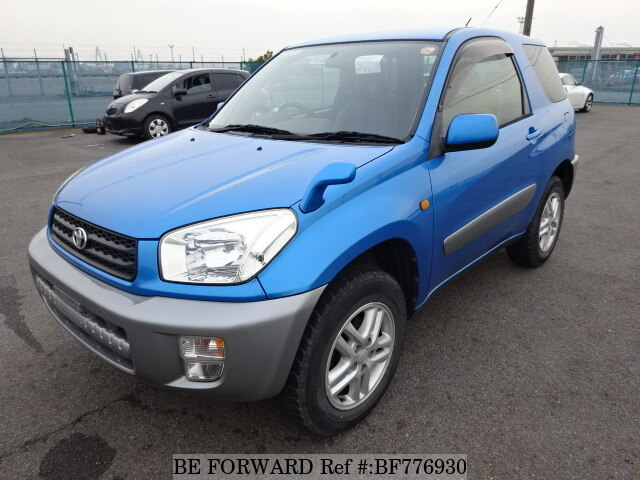 used 2003 toyota rav4 x g package ta zca25w for sale bf776930 be forward. Black Bedroom Furniture Sets. Home Design Ideas